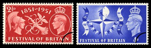 Festival of Britain Stamp(s)