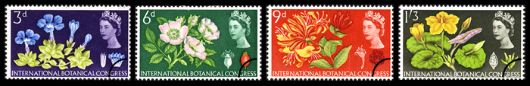 Botanical Congress Stamp(s)