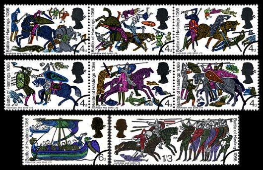 Battle of Hastings Stamp(s)