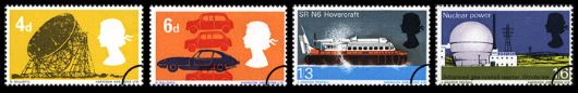 British Technology Stamp(s)