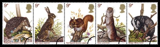 British Wildlife Stamp(s)