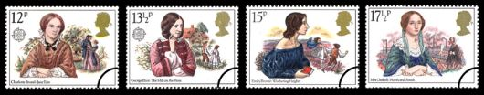 Famous Women Authors Stamp(s)