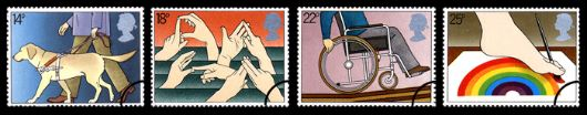 Year of the Disabled Stamp(s)