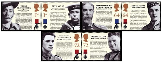 Victoria Cross Stamp(s)