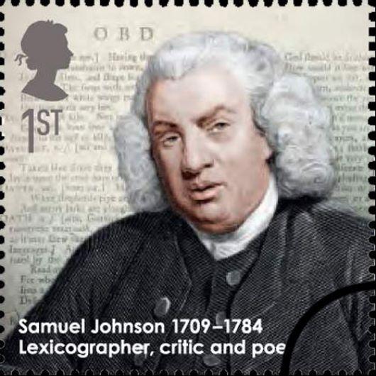 "samuel johnson the lexicographer essay Samuel johnson (1709–1784) an essay on an ancient prophetical inscription, in monkish rhyme ""johnson, samuel (lexicographer."
