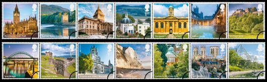 UK A-Z: (Part 2) Stamp(s)