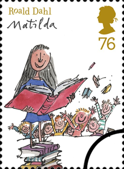 the styles and works of roald dahl