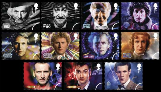Doctor Who Stamp(s)