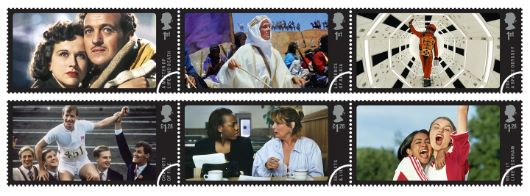Great British Films Stamp(s)