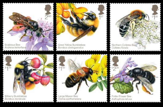 Bees Stamp(s)