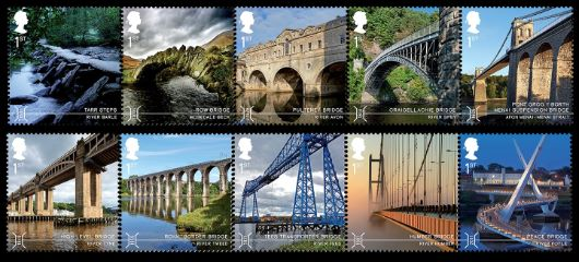 Bridges Stamp(s)