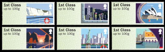 Sea Travel Stamp(s)
