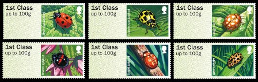 Ladbybirds Stamp(s)