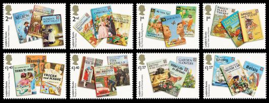 Ladybird Books Stamp(s)