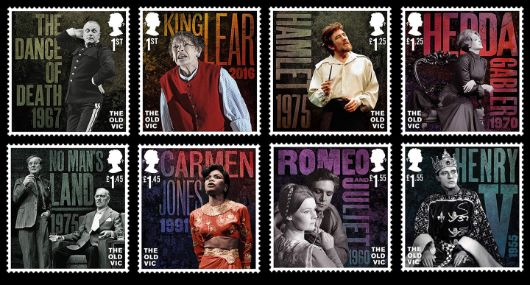 The Old Vic Stamp(s)