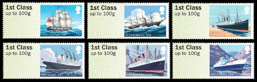 Mail by Sea Stamp(s)