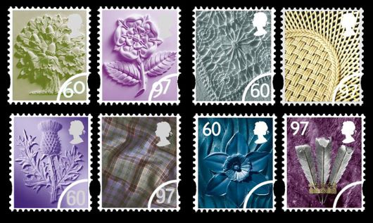 Country Pictorials 2010 Set Stamp(s)