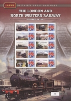 London & North Western Railway Benham