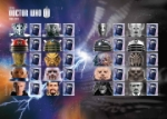 Doctor Who Royal Mail