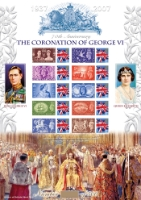The Coronation of King George VI
