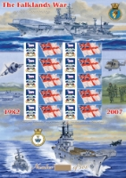 25th Anniversary of the Falklands War History of Britain No.8