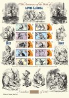 175th Anniversary: Birth of Lewis Carroll History of Britain No.9