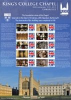 King's College Chapel History of Britain No.115