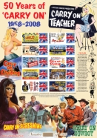 50 Years of &#39;Carry On&#39; 1958 - 2008