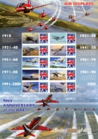 Red Arrows Air Display History of Britain No.20