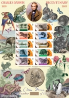 Charles Darwin Bicentenary History of Britain No.30