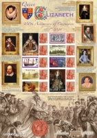 Coronation of Elizabeth I History of Britain No.32