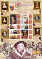 Coronation of Henry VIII History of Britain No.33