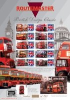 Routemaster: Design Classic History of Britain No.49