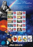Sir Isaac Newton History of Britain No.50