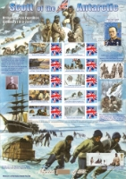 Scott of the Antarctic History of Britain No.56