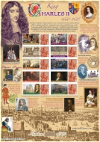 King Charles II History of Britain No.60