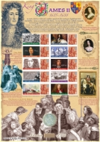King James II History of Britain No.61