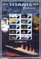 Titanic Centenary History of Britain No.80