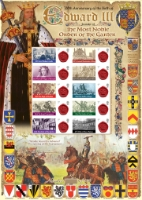 Edward III History of Britain No.87