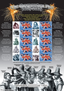 The Gunpowder Plot - 400th Anniversary, History of Britain No.2