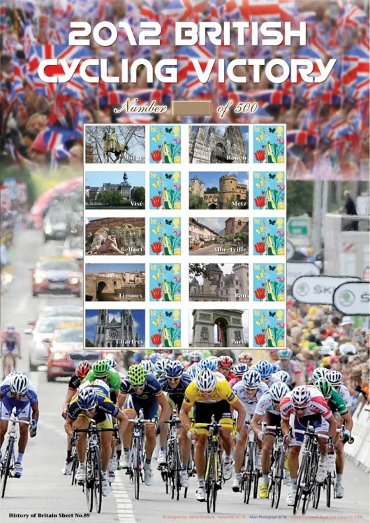 British Cycling Victory