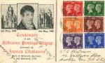 Postage Stamp Centenary James Chalmers