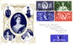 03.06.1953 Elizabeth II Coronation Portraits of the Queen