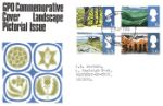 British Landscapes Country's Emblems