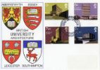 Universities University Coats of Arms