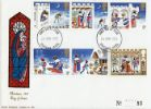 Christmas 1973 Mary and Child Producer: Postal Graphics
