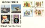 Christmas 1978 British Forces Postal Service