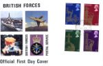 Coronation 25th Anniversary British Forces Cover