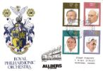 British Conductors Royal Philharmonic Orch Producer: Stamp Publicity