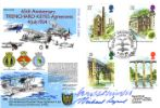 Ind. Archaeology: Stamps Trenchard-Keyes Agreement Producer: Fleet Air Arm Museum Series: RNSC(5) (18)